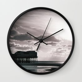 The North Pier, Blackpool Wall Clock