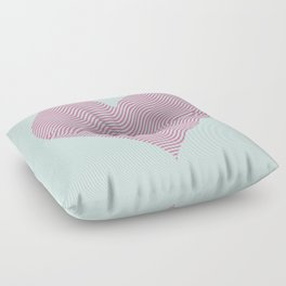 Breaking the Waves Floor Pillow