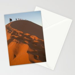 On Top of Dune 45 Stationery Cards