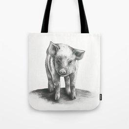 Lost Piggy Tote Bag