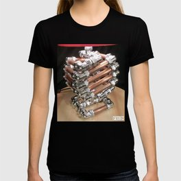 Accent Lamps  - Copper and Chrome Collection - FredPereiraStudios.com_Page_22 T-shirt
