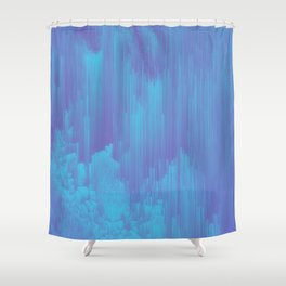 Hazy Winter Shower Curtain