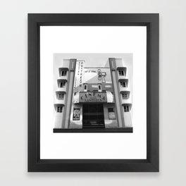Cinema Framed Art Print