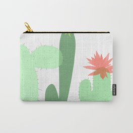 Opaque Cactus Carry-All Pouch