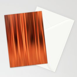 Fiery Forrest Stationery Cards