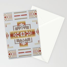 American Native Pattern No. 164 Stationery Cards