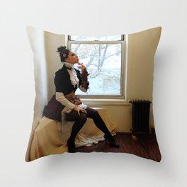 Steampunk! (2) Throw Pillow