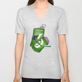 Rock & cheers Unisex V-Neck