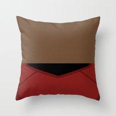 Uhura - Star Trek 2009 Reboot Into Darkness - Trektangle - Trektangles - Nyota Uhura - startrek Throw Pillow