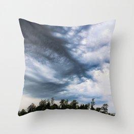 The Tempest #1 Throw Pillow