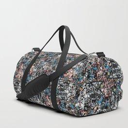 The Creative Cat (color varient) Duffle Bag