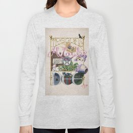 The SILVER SCREEN SPELLS - take 1 of 3 Long Sleeve T-shirt