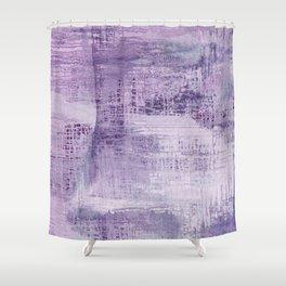 Dreamscape in Purple Shower Curtain
