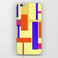 geo iPhone & iPod Skins featuring Geo by lillianhibiscus