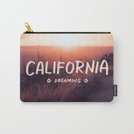 California Dreaming Carry-All Pouch