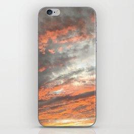 Summer Sun Set iPhone Skin