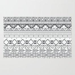 Aztec pattern 004 Rug