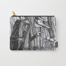 Baba Yaga Carry-All Pouch