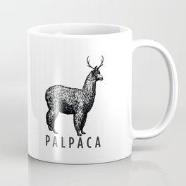 the palpaca Coffee Mug
