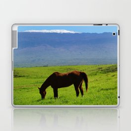 Kamuela Countryside with Mauna Kea Laptop & iPad Skin