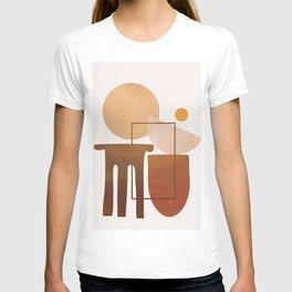 Modern Abstract Art 51 T-shirt