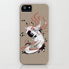 OKAMI RIBBONS iPhone (5, 5s) Slim Case
