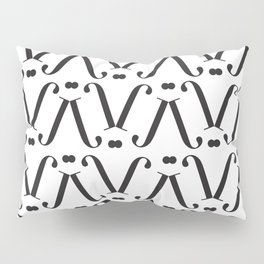 "Patterned - The Didot ""j"" Project Pillow Sham"