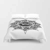 brasil Duvet Covers featuring Maia Brasil by Splund