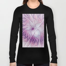 Beauty of a Flower Long Sleeve T-shirt