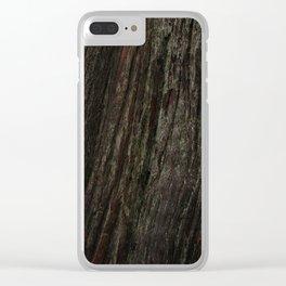 Near and far Clear iPhone Case