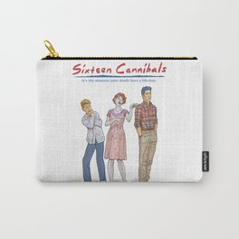 Sixteen Cannibals Carry-All Pouch