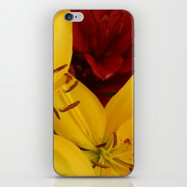"""""""A Gathering of Lilies"""" - 2 [D4466~24] iPhone Skin"""