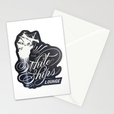 The White Ships Lounge Stationery Cards
