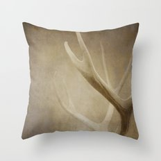 Anters (sepia version) Throw Pillow