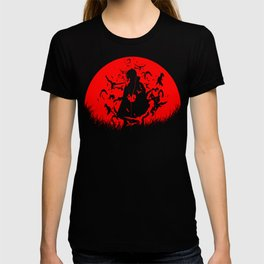 Red Moon Itachi T-shirt