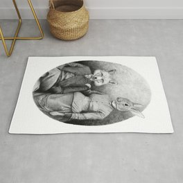 Couple II Rug