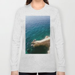 Stairs to the Sea Long Sleeve T-shirt
