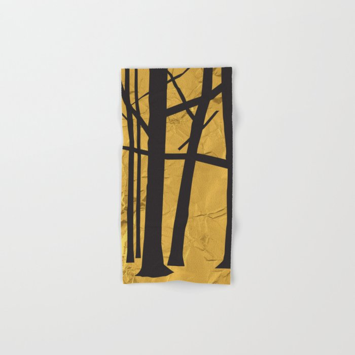 Give the trees as a gift Hand & Bath Towel