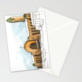 Helsinki Central Railway Station Stationery Cards