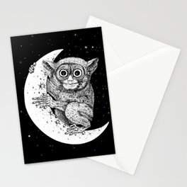 The Nocturnal Stationery Cards