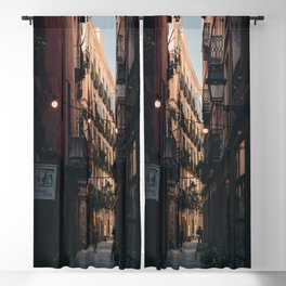 Alleyway Blackout Curtain