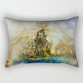 Shiva shankar Rectangular Pillow