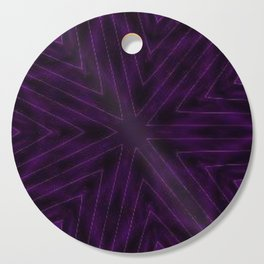 Eggplant Purple Cutting Board