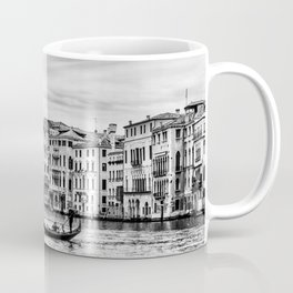 Gondola and tourists in Venice Coffee Mug