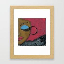 Sassy Girl  Framed Art Print