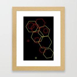 Design 1 Framed Art Print