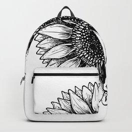 GIRASOL BLANCO Backpack