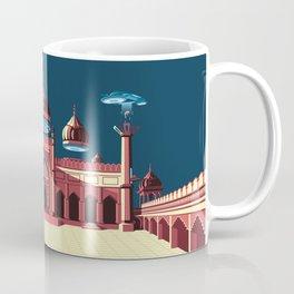 Jama Masjid Coffee Mug