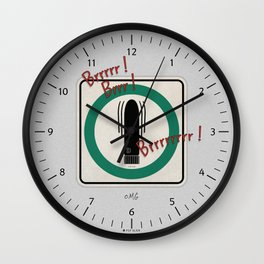 Toy Story - My Friend Dick is Allowed Wall Clock