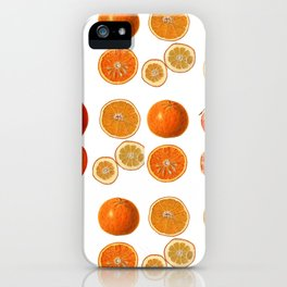 Fruit Attack iPhone Case